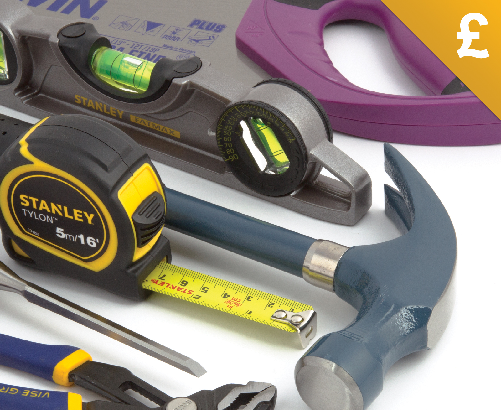 Tools and Consumables Clearance