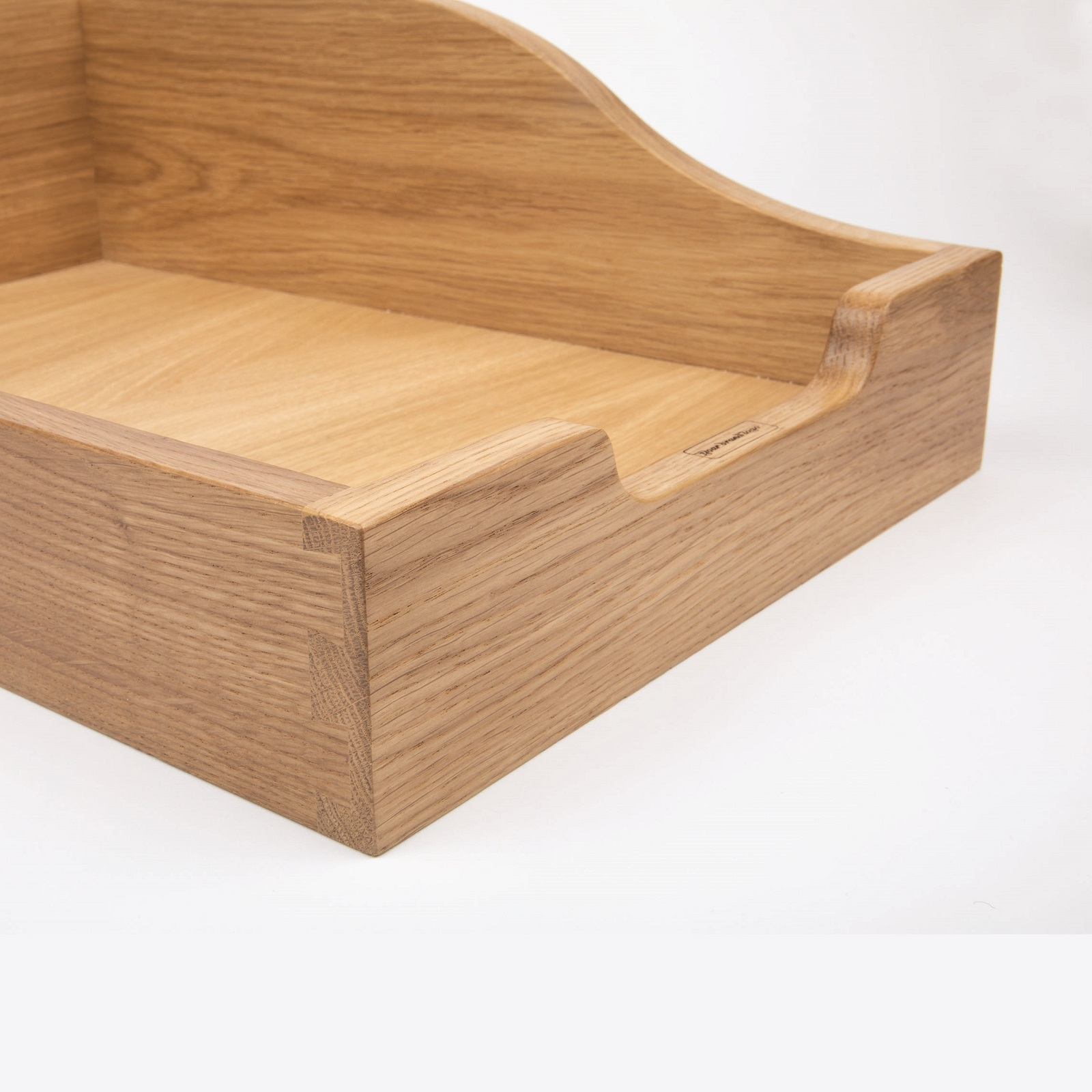 Bespoke timber drawers