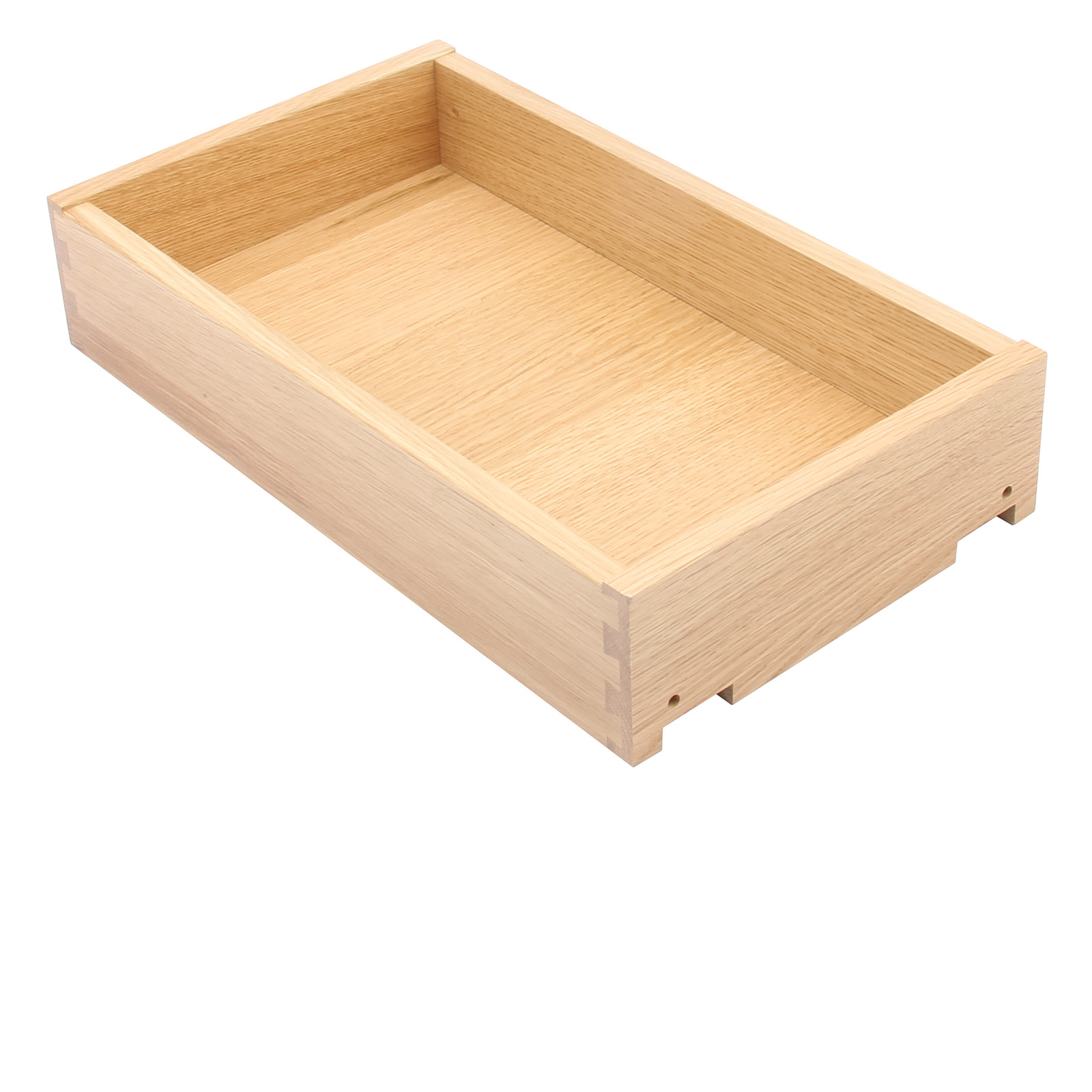 Standard timber drawers