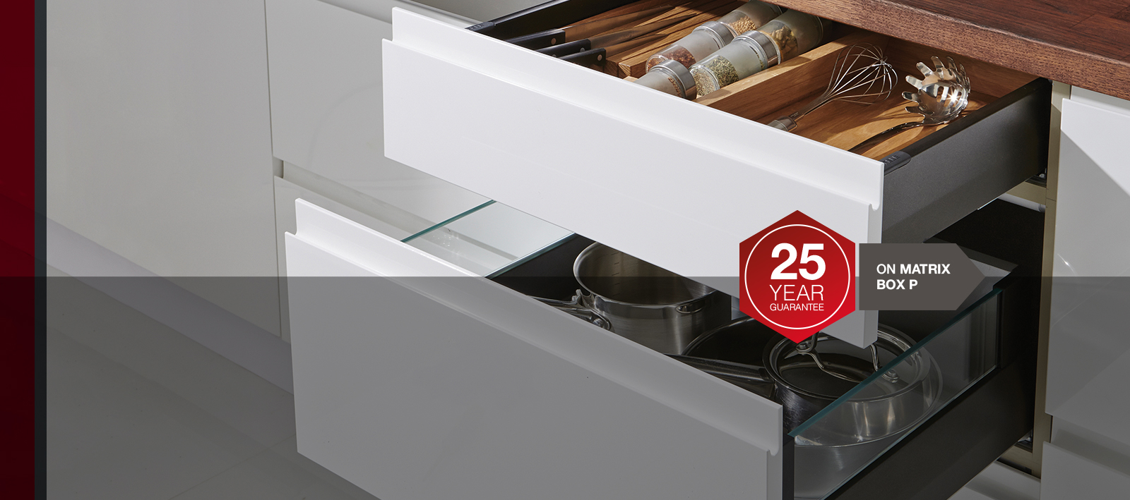 Matrix P Drawer System