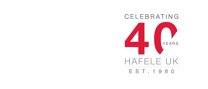 Hafele UK Turns 40
