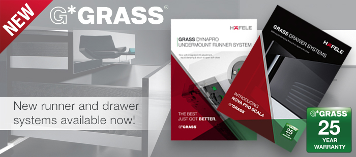 Grass Drawer Systems