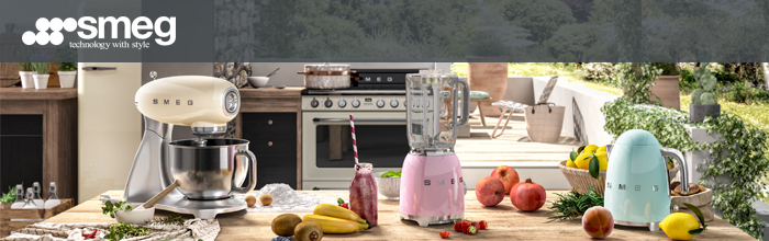 Smeg Appliance Range from Hafele