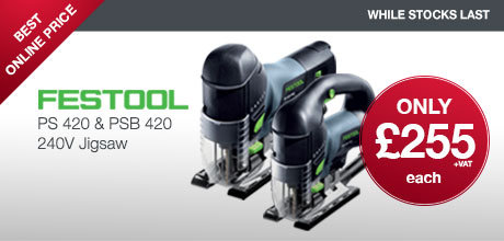 Festool Jigsaw Offer