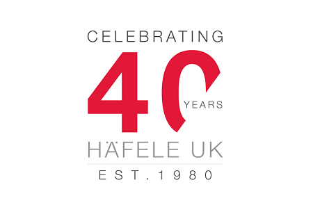 Häfele UK turns 40