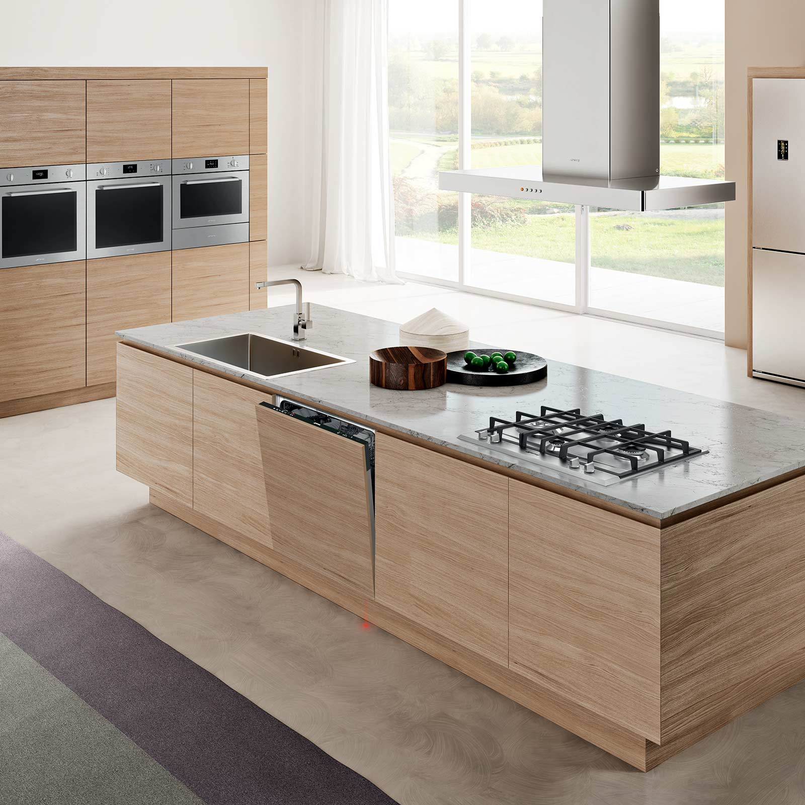 Hobs available from Hafele UK