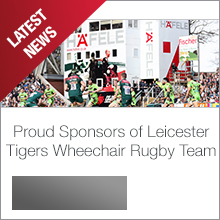 Latest News from Hafele - Leicester Tigers