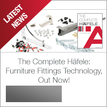 Latest News from Hafele - TCH Furniture Fittings - Technology