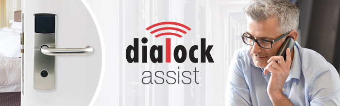Dialock Assist Support Service