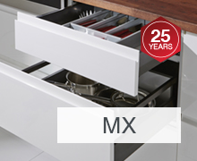MX Product Range