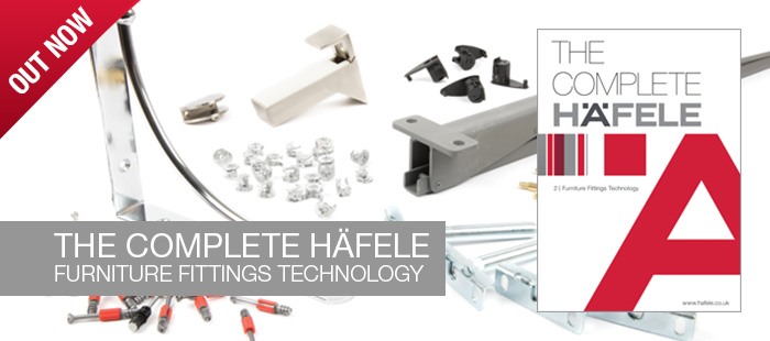 Häfele TCH Technology Homepage Banner