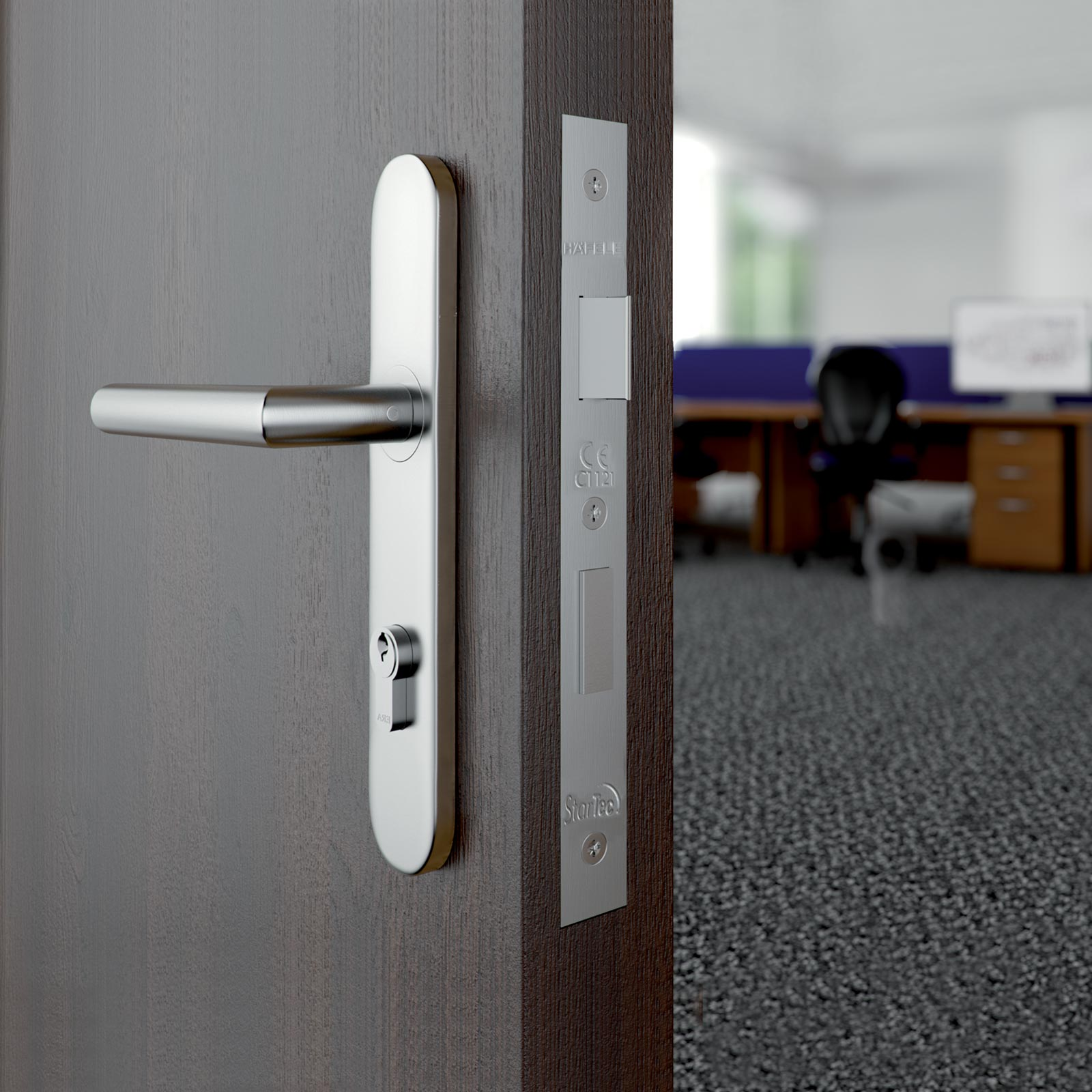 Timber Door Handles