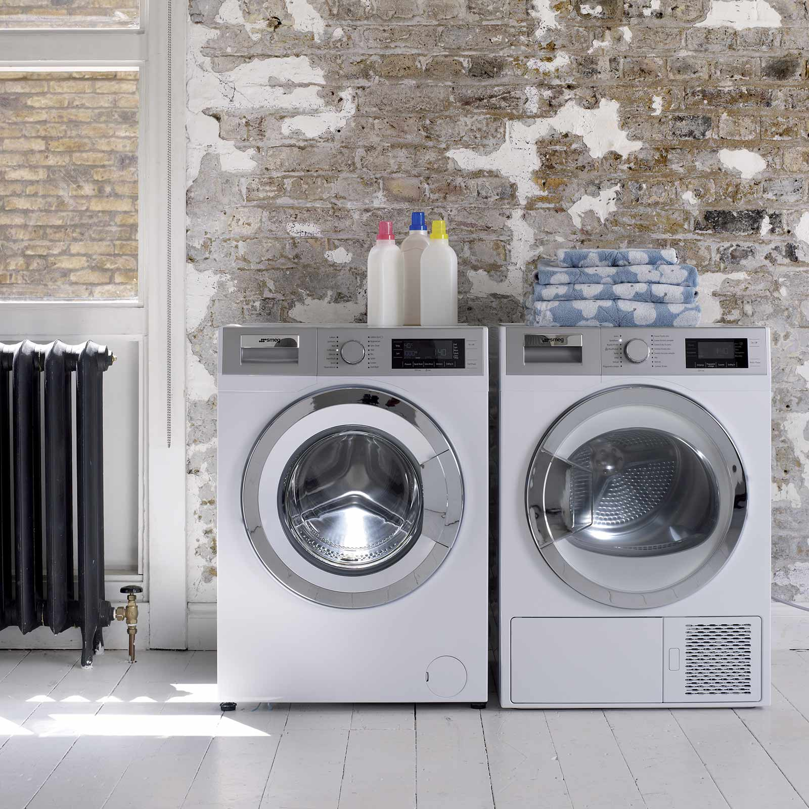 Washing Machines and Tumble Dryers from Hafele UK