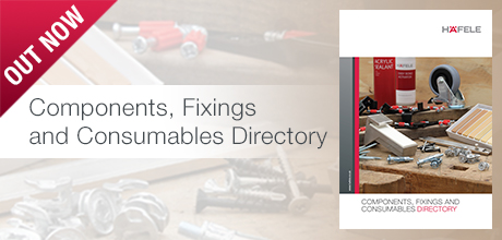 Components, Fixings and Consumables banner