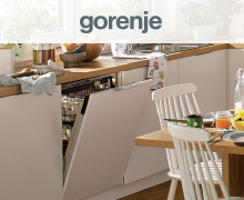 Gorenje appliances from Häfele