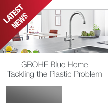 Latest News from Hafele - GROHE Blue Home