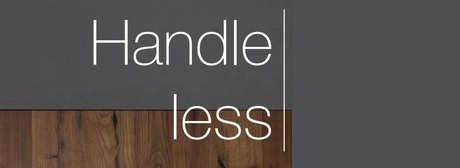Handle less