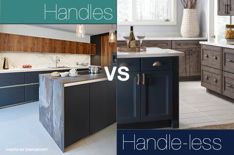 Handles vs Handle less