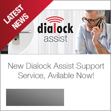Latest News by Hafele- Dialock Assist