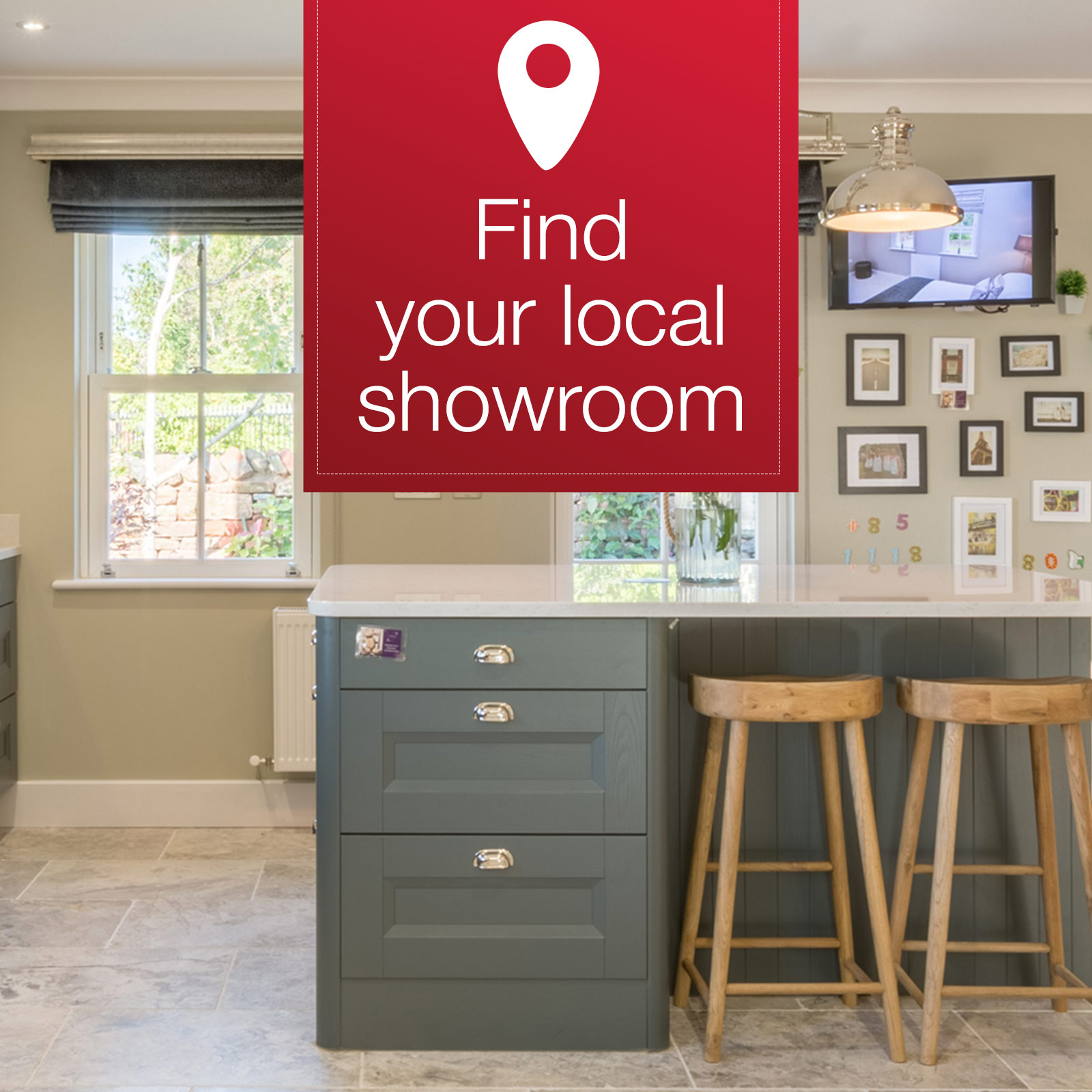 Showroom Locator