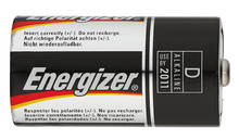 Battery, Alkaline Manganese, 1.5 Volt Type E91, Energizer product photo