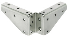 Corner Brace, for Strong Corner Joints, Steel product photo