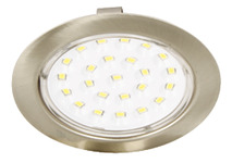LED Downlight 12 V, Ø 69 mm, Rated IP20, Single Round Light product photo