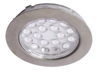 LED Spotlight 12 V, Ø 63 mm, Rated IP20, Loox Compatible HE product photo