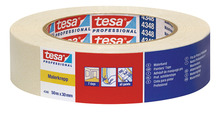 Masking Tape, 7 Day Indoor, Roll 50 m, Tesa® product photo