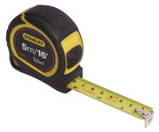 Measuring Tape, 5 & 8 m, Stanley product photo
