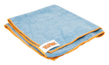 Microfibre Cloth, Blue, 390 x 370 mm product photo