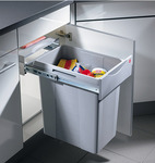 Pull Out Waste Bin, 40 Litres, Hailo Easy-Cargo product photo