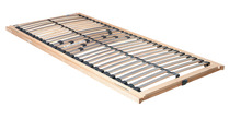 Slatted Frame, KF Sandbasic, with Adjustable Head and Foot Sections product photo