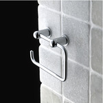 Toilet Roll Holder, Width 152 mm, Ø 19 mm Range product photo