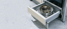 Under Oven Drawer Set, with Moulded Plastic Drawer and Runners, Ninka product photo