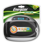 Universal Charger , Suits AA, 444, C, D and 9 V Battery Sizes, Energy Star Certified, Energizer product photo