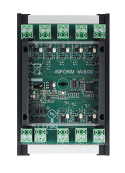 8-way Relay Module, for Expansion of WTC 200 Controller, Dialock