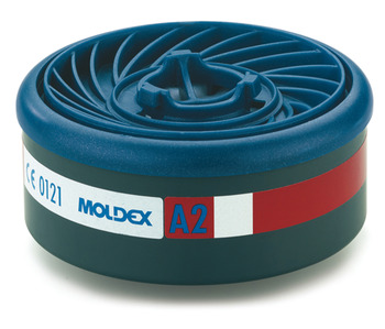 A2 Replacement Gas Filter, for Moldex Half Mask Respirator