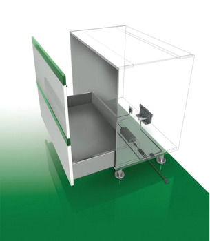 Accessories, for More than One Drawer, Grass Sensomatic