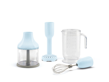 Accessory Pack, for Smeg HBF01 Hand Blender, Smeg 50's Retro Style