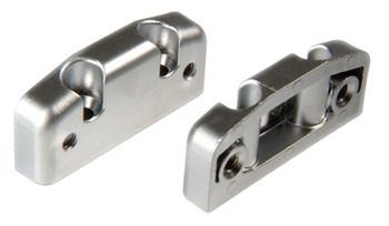 Adapter for Aluminium Profile, for Screw-on Bracket