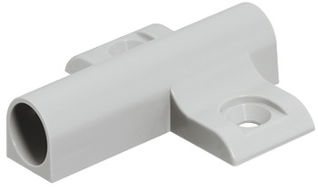 Adapter Housing, Cruciform, for 32 mm Series Drilled Holes, for Soft Close Mechanism, Häfele