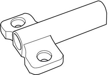 Adapter Housing for Tipmatic, with Positioning Aid