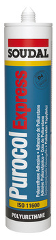 Adhesive, Construction, Tube 310 ml, Solvent Based Purocol PU