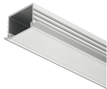 Aluminium Profile, for Loox LED Flexible Strip Lights