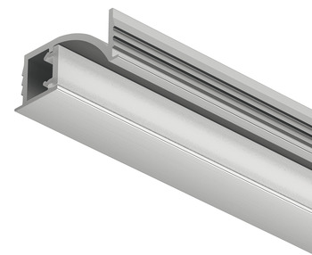 Aluminium Profile, for Recess Mounting Loox5 LED Flexible Strip Lights, 1107