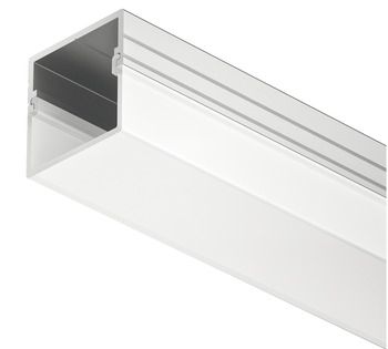 Aluminium Profiles, for LED Flexible Strip Lights