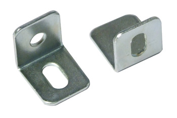 Angled Bracket, for Face Frames, Mild Steel