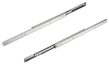 Ball Bearing Drawer Runners, Full Extension, Load Capacity 13-20 kg, Accuride 2431
