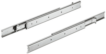 Ball Bearing Drawer Runners, Full Extension, Load Capacity 35-45 kg, Accuride 3630